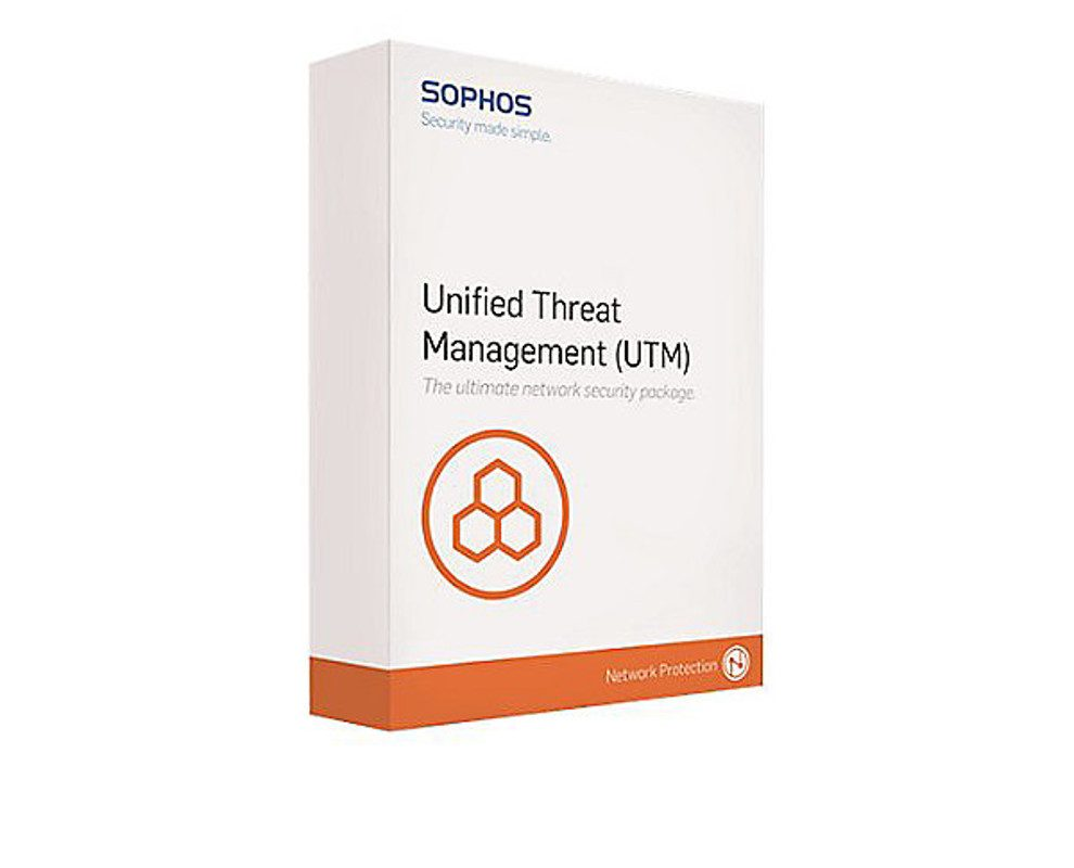 Sophos Unified Threat Management Box