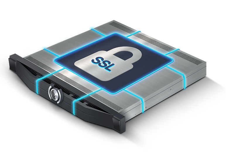 silver SSL server