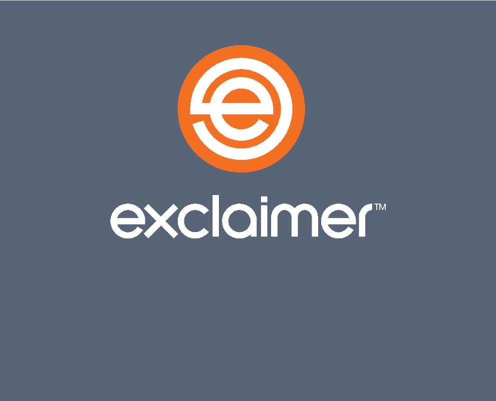 Exclaimer logo